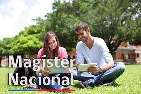 BECAS DE MAGÍSTER NACIONAL, AÑO ACADÉMICO 2018