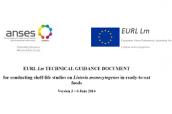 Europa actualiza orientación técnica para realizar estudios de vida útil de Listeria en alimentos listos para consumir